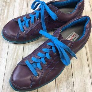 FootJoy Purple Sneakers 8-1/2